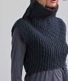 Digging this inventive knit. From New Form Perspective.