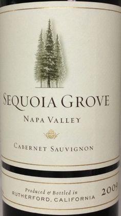 2009 Sequoia Grove Cabernet Sauvignon