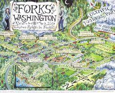 242 Best forks washington images