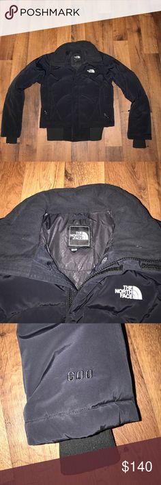 Small North Face Furallure 600 Fill Down Jacket Missing the hood The North Face Jackets & Coats Puffers