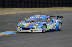 Lotus Evora @ Le Mans 2011