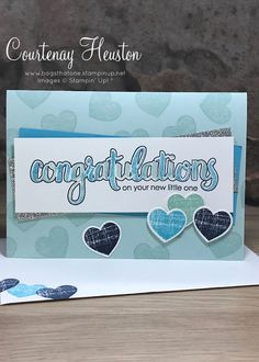 Bags That One!: Amazing Celebrations Baby Boy Card