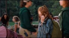 Screencap Gallery for The Parent Trap Bluray, Adventure, Comedy, Drama). The Parent Trap is a 1998 remake of the 1961 family film of the same name. Lindsay Lohan, Iconic Movies, Good Movies, Movies Showing, Movies And Tv Shows, Gilmore Girls, Parent Trap Movie, Meredith Blake, Teen Wolf