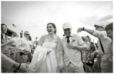 Lake Champlain Cruise Wedding