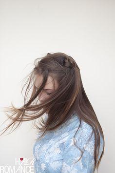 @Hair Romance - Big Hair Friday - Breezy