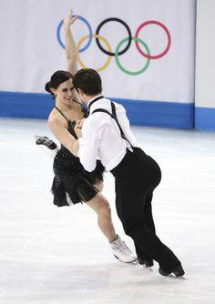 Tessa Virtue and Scott Moir - Short Dance - Sochi 2014