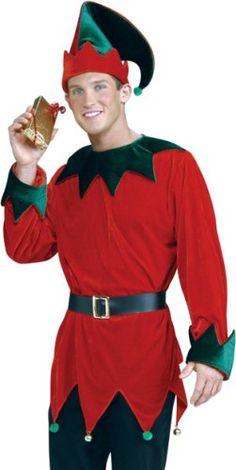 5a829914196 Adult Men s Santa Helper Costume (X-Large) Best Halloween Costumes  amp   Dresses