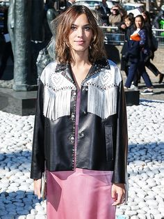 Surprise! This Is Who Alexa Chung Thinks Is Actually Stylish