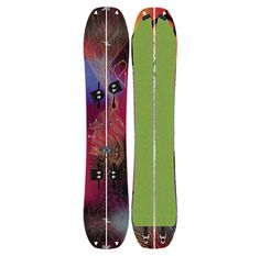 Excellent Women's Backcountry Splitboard Snowboard Kit Which Includes Skins and Bindings | Women's Snowboard Backcountry Kits | K2 Snowboarding 2014-15