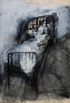 Renzo Vespignani (1924-2001) Bed, 1962