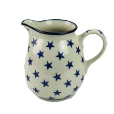 Large Creamer - Morning Star