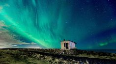 Aurora borealis: pictures of the northern lights in Iceland by photographer Kristjan Unnar Kristjansson - Telegraph
