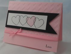 Love Card - Stampin' Connection