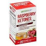 Greenside Raspberry Ketones Herbal Tea By Mytexaslife Raspberry