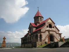 Armenian Church in Kislovodsk, Russia