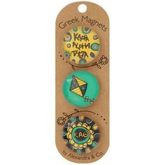 Kappa Alpha Theta New Sorority Magnets