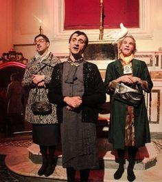 """Il Nuovo Teatro Sanità presenta """"La terza comunione"""", scritto e diretto da Mario Gelardi. Unica data 22 dicembre 2015. #teatro #Napoli"""