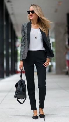 Amazing Comfy Fall Outfits and Leather Outfit Ideas - Outfits Comfy Fall Outfits, Stylish Work Outfits, Business Casual Outfits, Office Outfits, Work Casual, Classy Outfits, Chic Outfits, Summer Outfits, Casual Office
