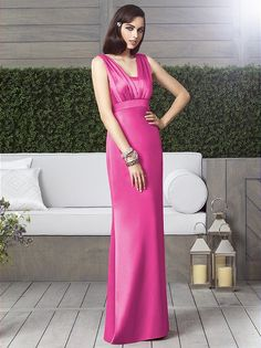 Dessy Collection Style 2899 http://www.dessy.com/dresses/bridesmaid/2899/?color=fuchsia&colorid=17#.VJ1aGYoLs