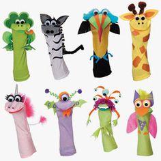 how to make fun sock puppets beautiful cutest funny wild basteln lustig zeichnen Sock Crafts, Puppet Crafts, Horse Crafts, Sock Puppets, Hand Puppets, Diy For Kids, Crafts For Kids, Puppets For Kids, Puppet Patterns