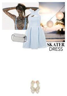 """""""beach night party"""" by saramoreira ❤ liked on Polyvore"""