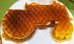 Fantastiske glutenfrie vafler! Breakfast, Egg, Food, Morning Coffee, Eggs, Egg As Food, Meals, Morning Breakfast