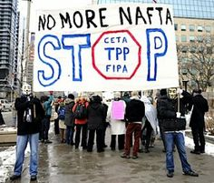 Global Corporations Are Scheming to Take Control of Our Economy — We Can Put a Stop to It Round 2 in the battle to stop the horrific TPP trade agreement begins. Time to correct the failures of globalized trade.