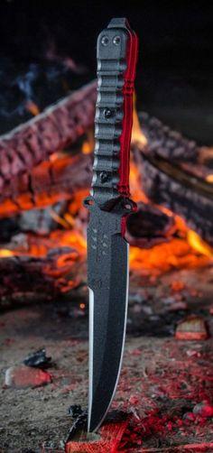 Tops Knives Zero Dark 30 Tactical Combat Fixed Knife Blade @aegisgears