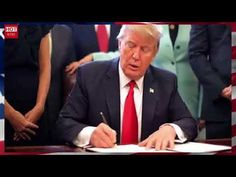 Breaking: President Trump Signs Executive Order Stripping NFL Of 'Non Profit' Status - Hot News - YouTube
