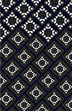 These are the prints Nina Warmerdam has designed for RIACHI STUDIO Paris.