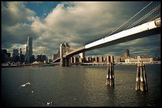 Brooklyn Bridge, New York City/NY