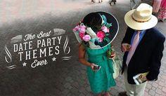 sorority date party theme ideas