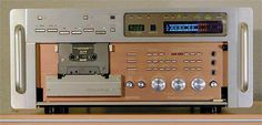 Pioneer Cassette Deck - it is basically the same deck as the Phase Linear 7000 cassette deck. Pioneer having purchased Phase Linear at one point Cd Audio, Hifi Audio, Stereo Speakers, Hi Fi System, Audio System, Recording Equipment, Audio Equipment, Cassette Vhs, Retro