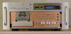 Fabulous Phase Linear 7000 vintage cassette deck !