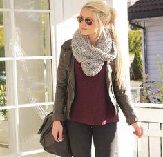 Aurora Mohn - Winter outfits