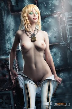 helly von valentine naked