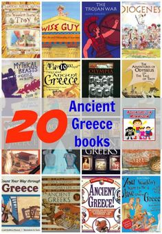 20 Ancient Greece books to inspire a love of history