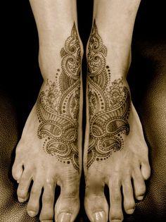 jondix  tattoo henna style