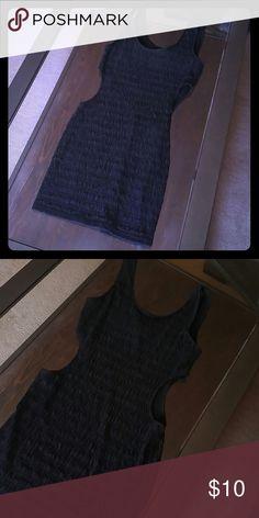 Little sexy black mini dress Sexy black mini dress Sides cut out Size medium guarenteed to turn heads ❤ Dresses Mini