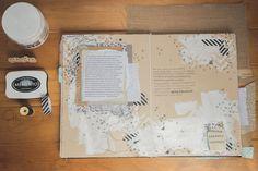 Megan Carew | Adventure, Bravery, Courage | Season of Adventure | Get Messy Art Journal