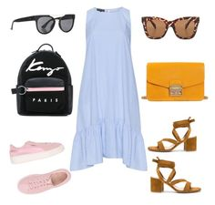 """""""Summer Wishlist (2)"""" by patriciacani on Polyvore featuring mode, Puma, Gianvito Rossi, Kenzo, Furla et Quay"""