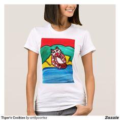 Tiger's Cookies T-Shirt