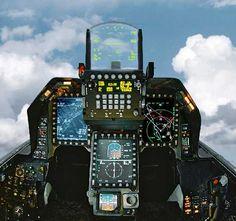 F-16 COCKPIT   Aviación Militar   Fuerza Aérea de la República Dominicana (FARD ...
