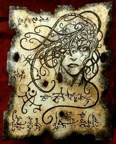 Salome's Soul by MrZarono.deviantart.com on @DeviantArt