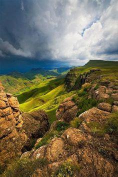 Drakensberg, South Africa: