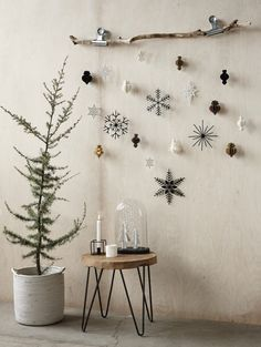119 Best Christmas Branches Images On Pinterest Christmas Branches