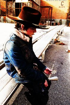 Carl Grimes... Many people do not like this kid. I think he's adorable.