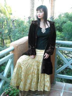 Princess Coat & Mustang Sally Skirt