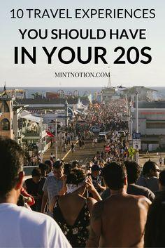 where travel your twenties
