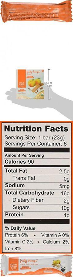 4.86 Ounce, Delicious Natural Fruit & Grain Fruity Chomps
